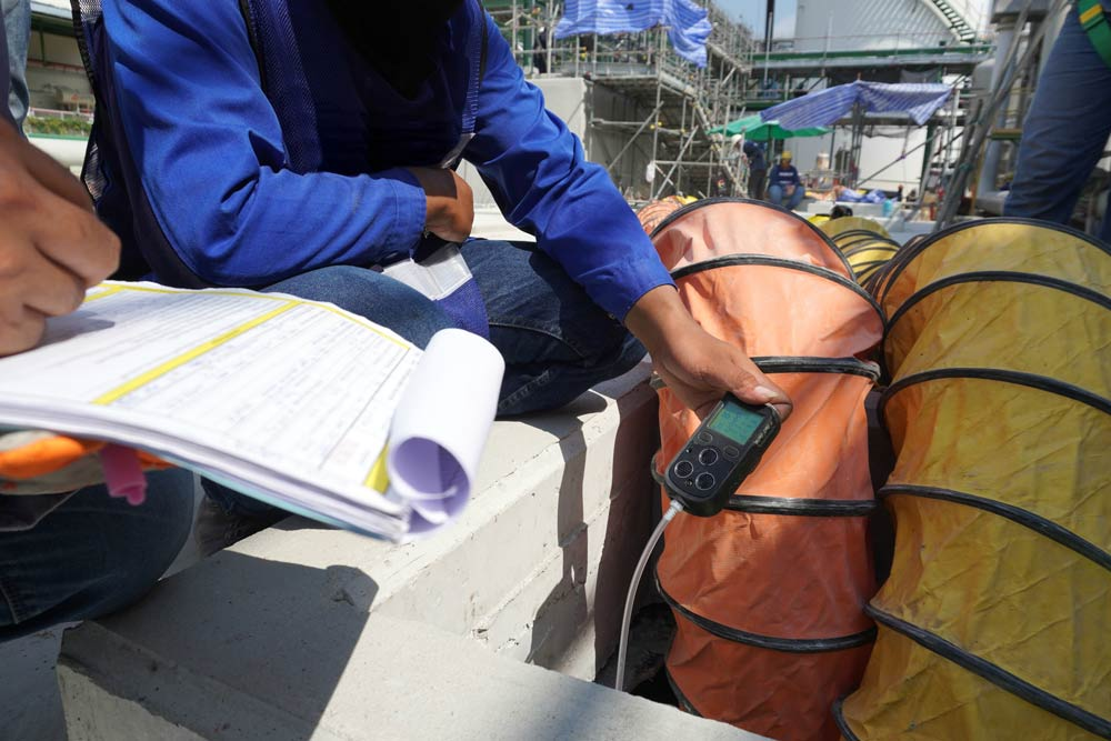 Online construction confined space entry supervisor competent person training course