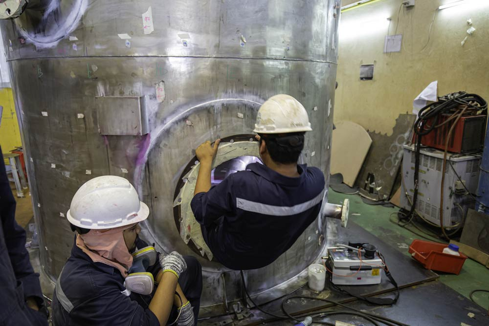 Online general industry confined space entry training entrants attendants